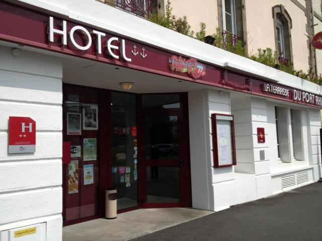 Hôtel Du Port Rhu - Douarnenez