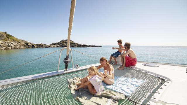 Binic - Maestro Croisiere Catamaran