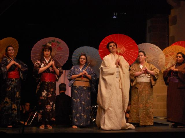 Belle Ile Festival Lyrique En Mer Madame Butterfly