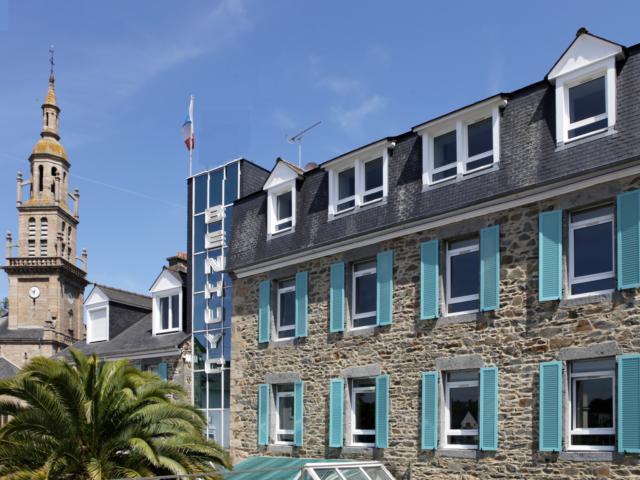 Hôtel le Benhuyc à Binic-Étables-sur-Mer