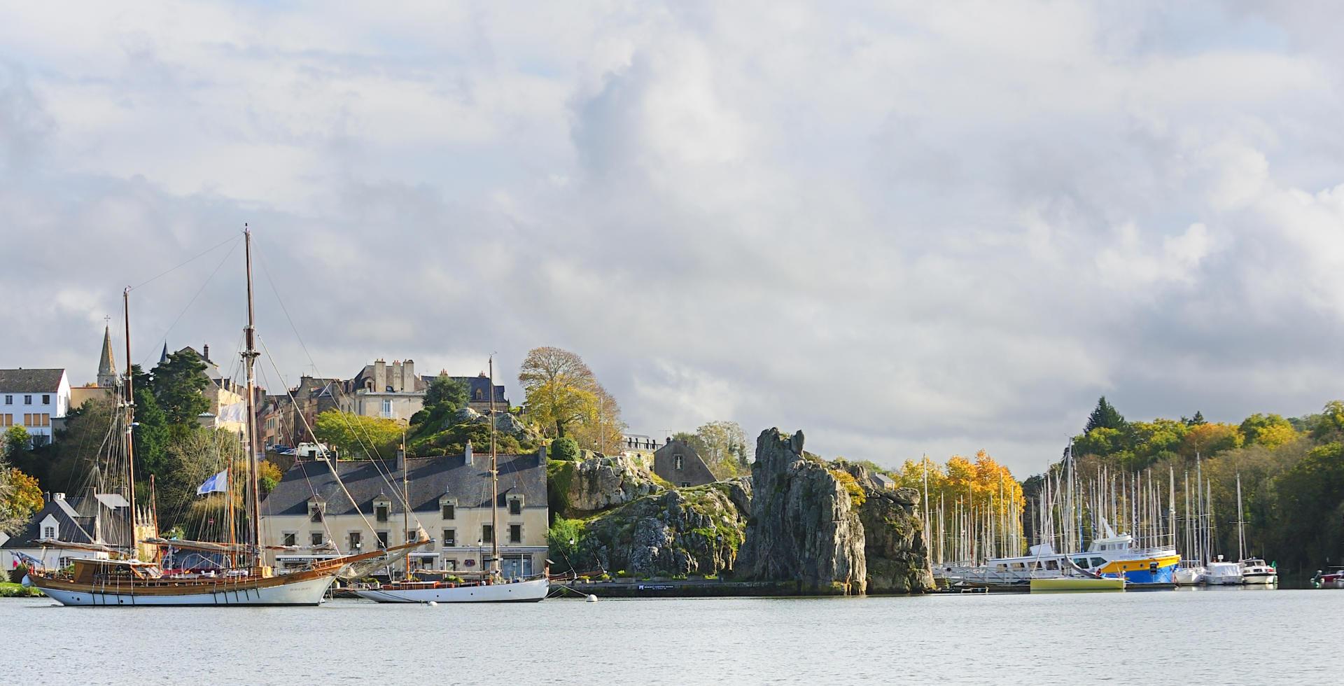 La Roche Bernard Tourisme Bretagne