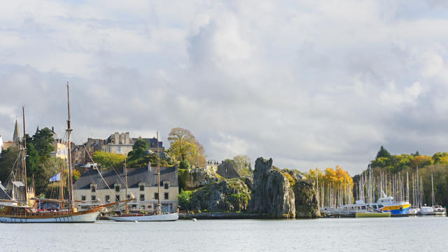 Port de la Roche-Bernard