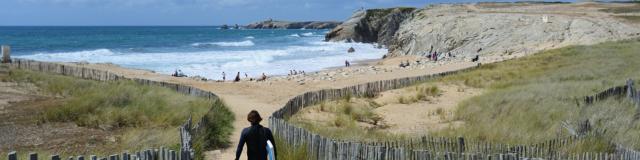 Presqu'île De Quiberon Surf