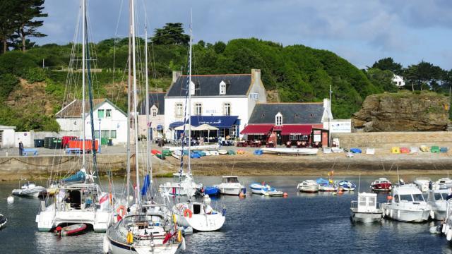 Port Tudy - Ile de Groix