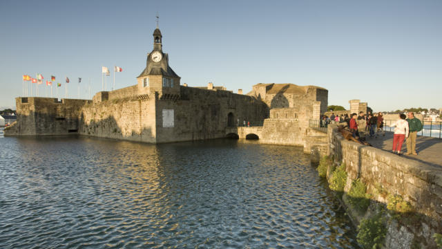 Concarneau, la ville close