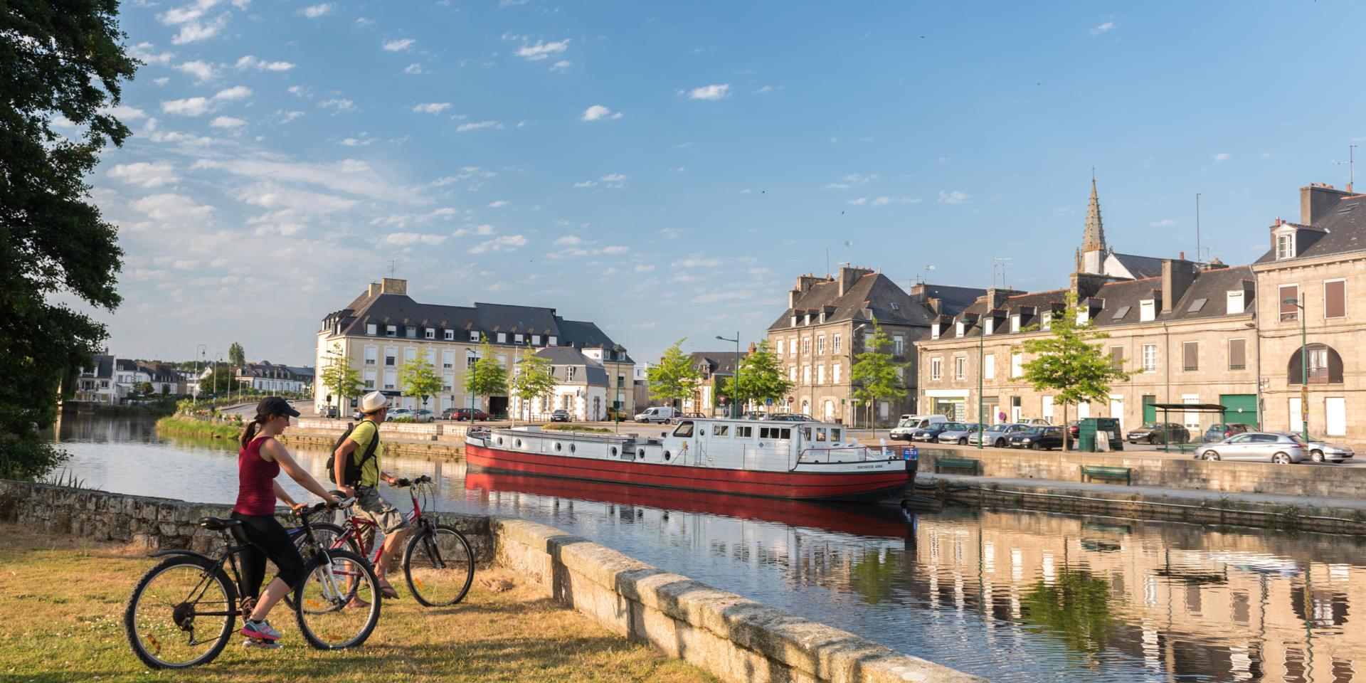 Pontivy | Brittany tourism