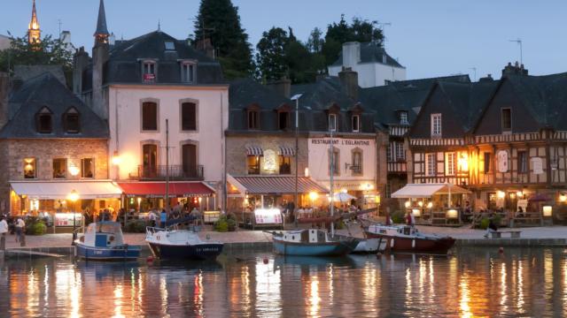 Port de Saint-Goustan – Auray