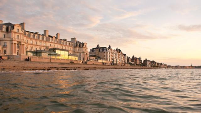 Les Thermes Marins - Saint-Malo