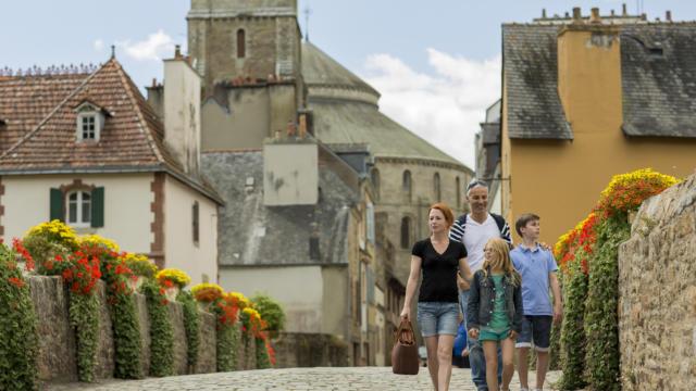 Abbaye Sainte-Croix - Quimperlé