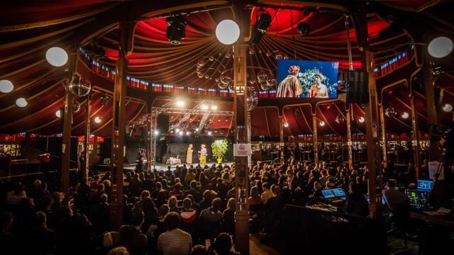 Festival Mythos - Rennes