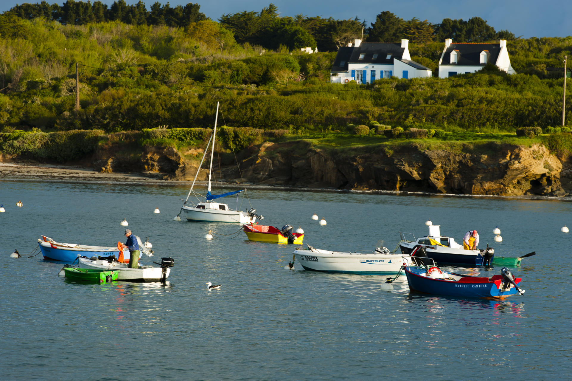 Groix Brittany Tourism