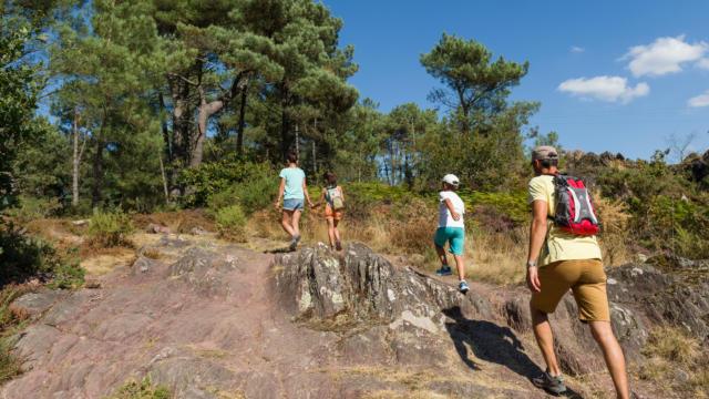 Sentier de randonnée Tremelin
