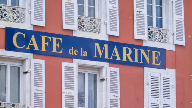 Camaret_Le café de la Marine