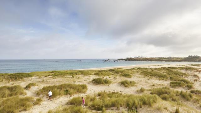 Plouescat - Dunes De Keremma