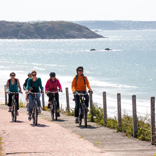 Le Cap Fréhel en Vélo électrique