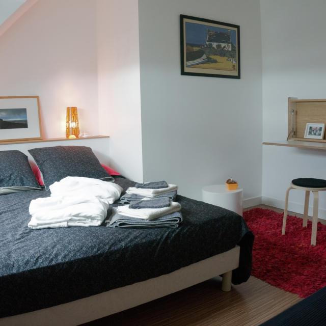 Chambres d'hôtes Rue des Albatros - Plozévet