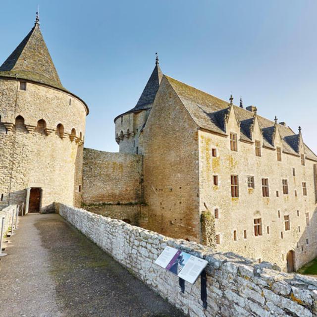 Château de Suscinio - Sarzeau