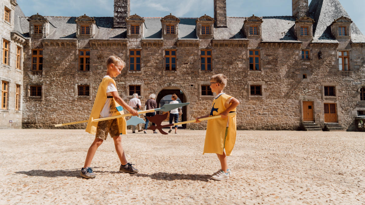 Heritage and visits | Brittany Tourism