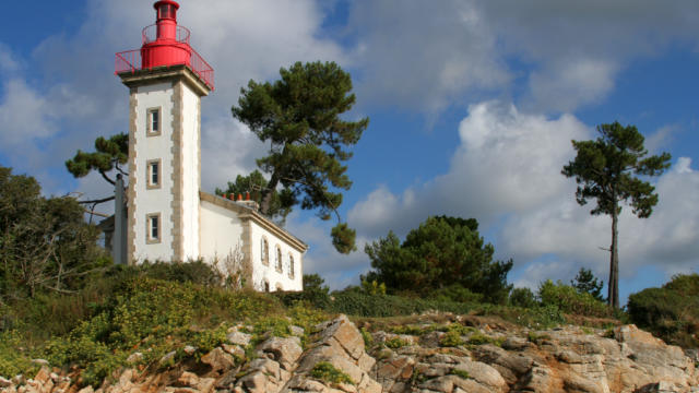 Phare de Combrit - Sainte-Marine
