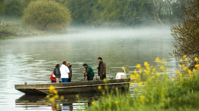 Embarquez A L Aube Pour Pecher Sur La Vilaine 1