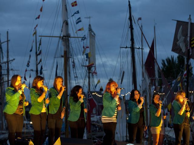Festival du Chant de Marin - Paimpol