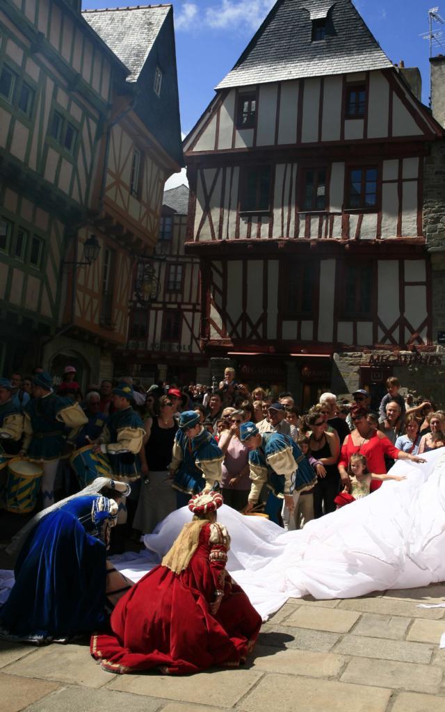 Fêtes Historiques De Vannes©morbihan Tourisme Marc Schaffner(312)