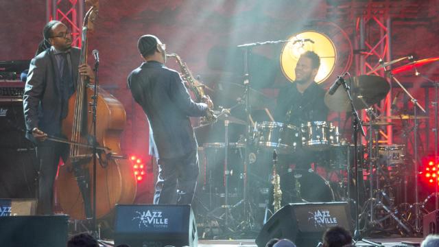 Jazz En Ville Vannes ©le Divenah3
