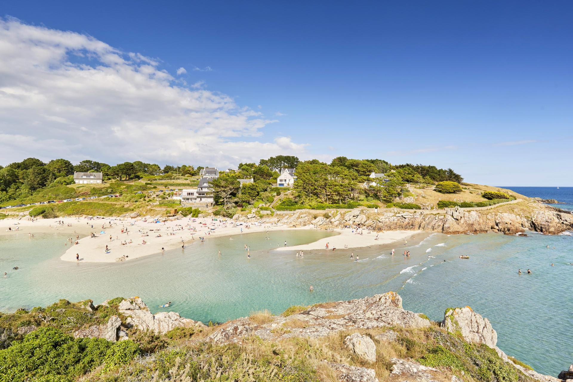 Carte Bretagne Nevez.Nevez De Port Manec H A Raguenez Tourisme Bretagne