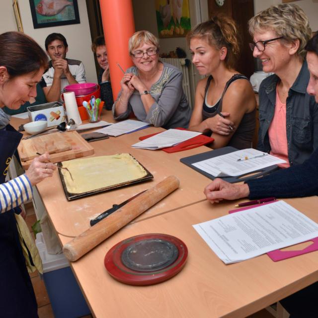 Partagez la cuisine 100% Breizh de Nathalie Beauvais