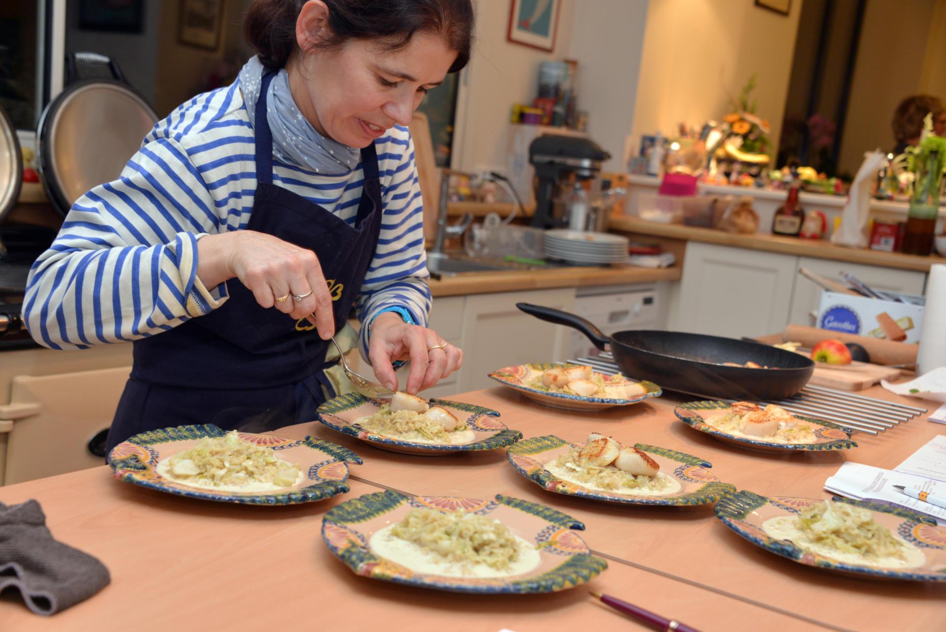 Partagez La Cuisine 100 Breizh De Nathalie Beauvais Tourisme Bretagne