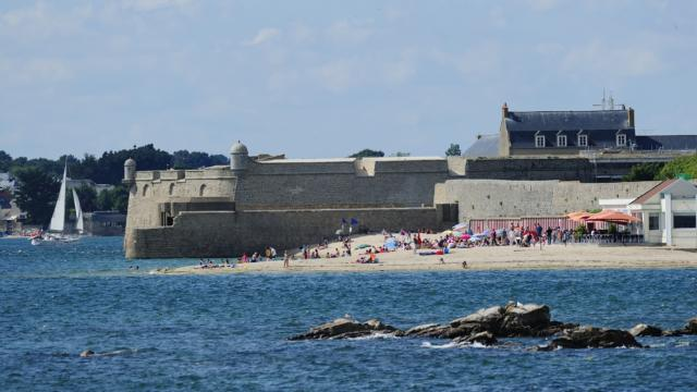 Port-Louis-Les fortifications Vauban