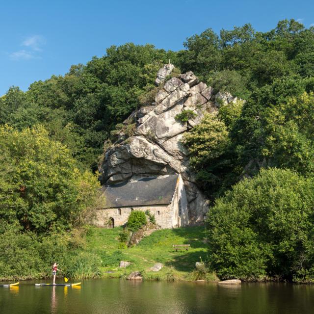 Saint-Gildas et les chapelles du Blavet