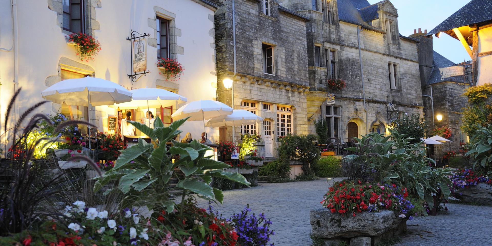 Rochefort-en-Terre   Holiday Villages In France