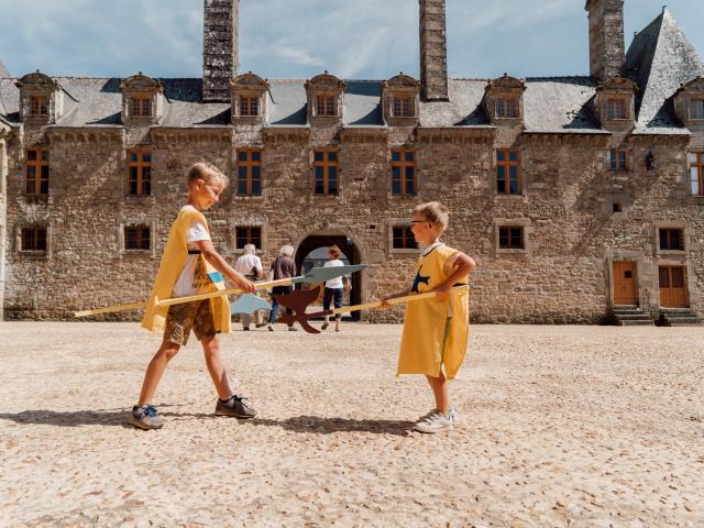 Château Le Rocher-Portail - Saint-Brice-en-Coglès