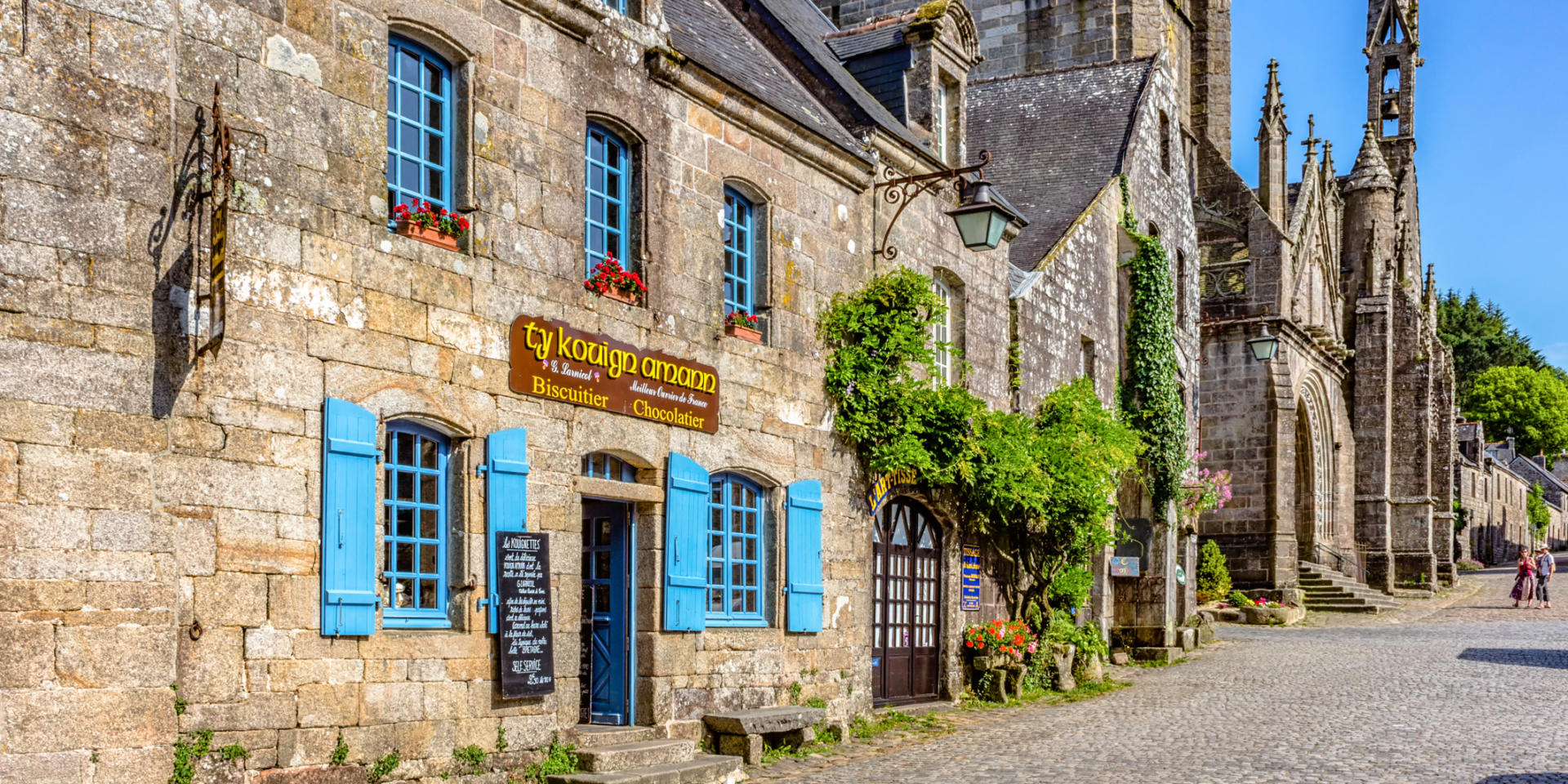 Locronan   Holiday Villages In France