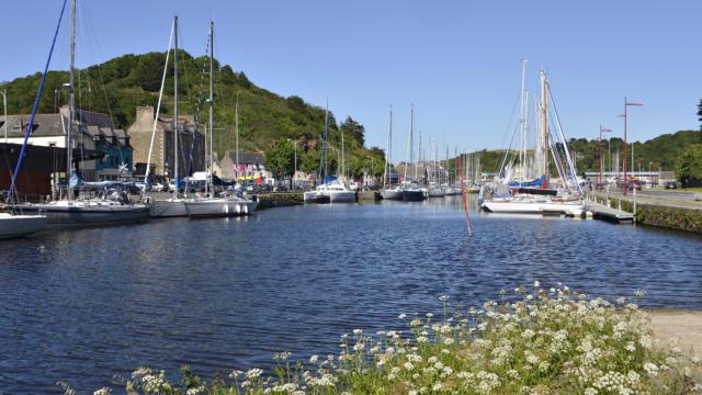 Port de Saint-Brieuc