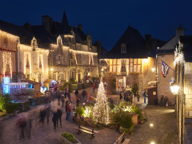 2016 12 20 Rochefort En Terre Illuminations © Rudy Burbant (2)