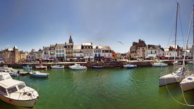 Le Croisic, Loire-Atlantique, France