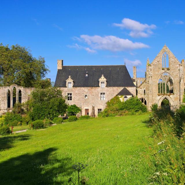 Abbaye de Beauport - Paimpol