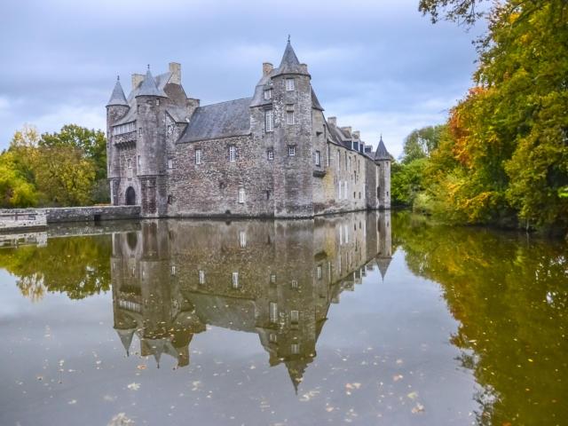 Château de Trecesson - Brocéliande