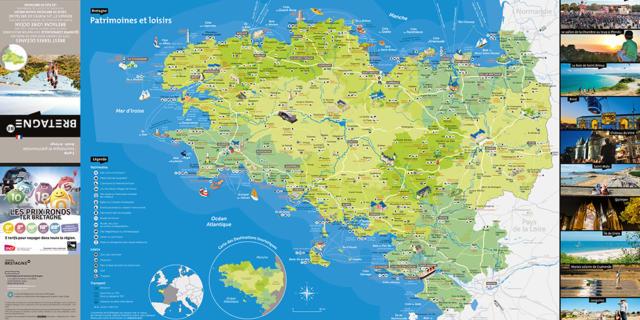 Carte Destination Papier
