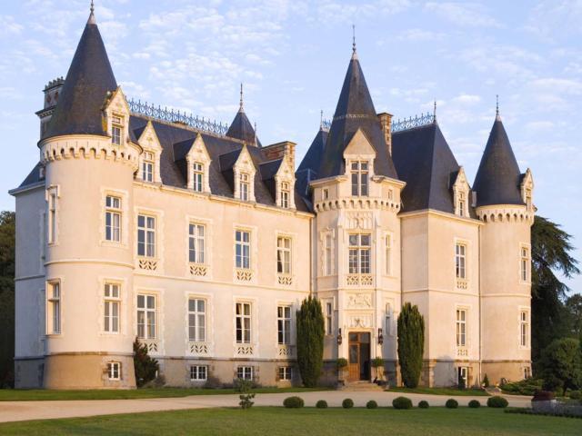 Château des Tesnières