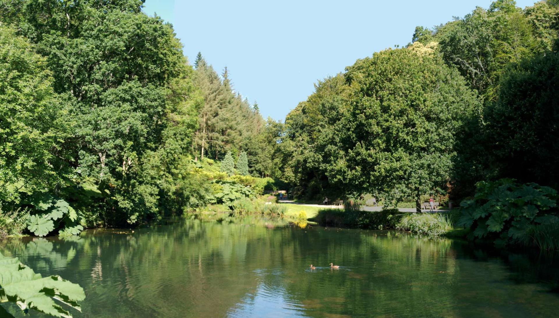 Parc Et Jardins En Bretagne