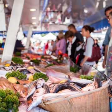 Five markets in Brittany to stroll around   Brittany Tourism