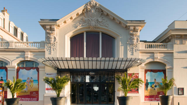 Le casino de Dinard