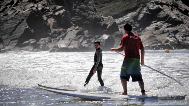 Surf à Clohars