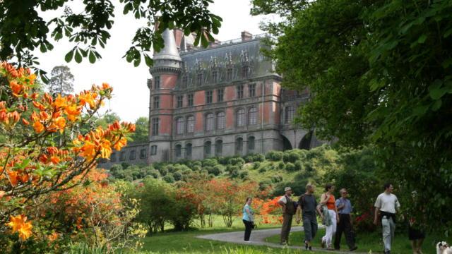 Jardins de Trévarez - Saint-Goazec