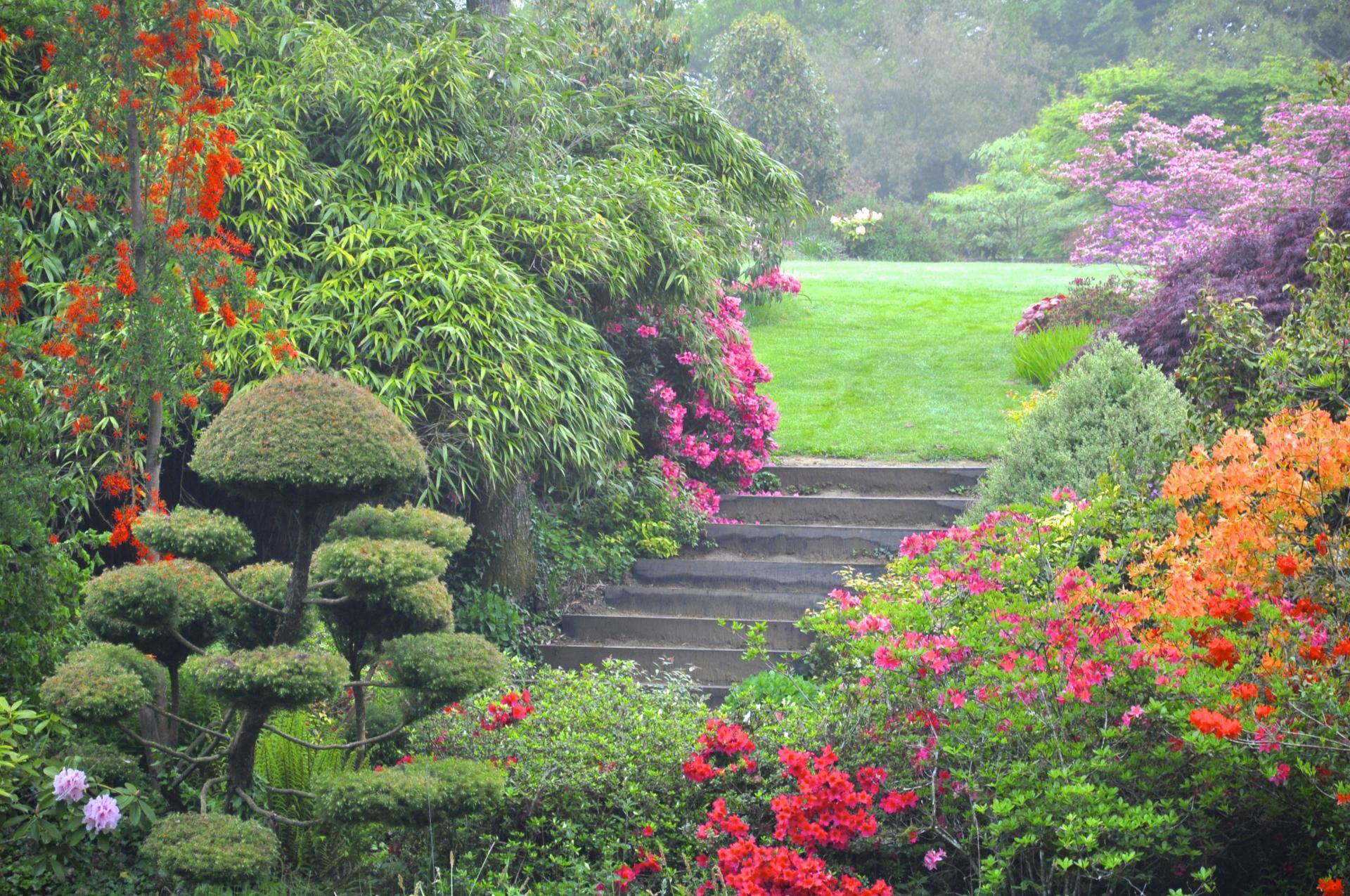 Accueil Association Des Parcs Et Jardins De Bretagne