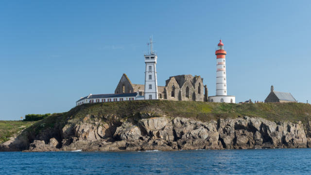 Phare de La Pointe Saint-Mathieu - Plougonvelin