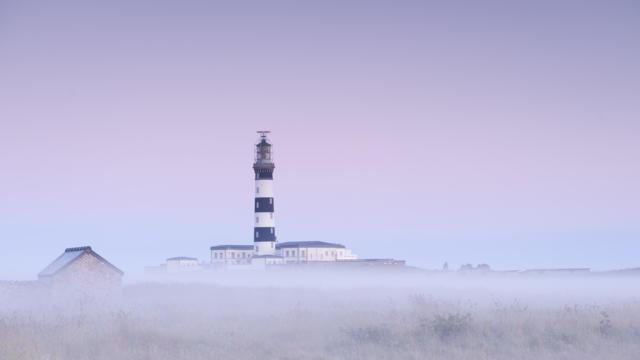 Le phare du Creac'h - Ouessant